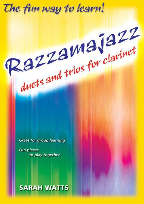 Razzamajazz Duets And Trios For Clarinet