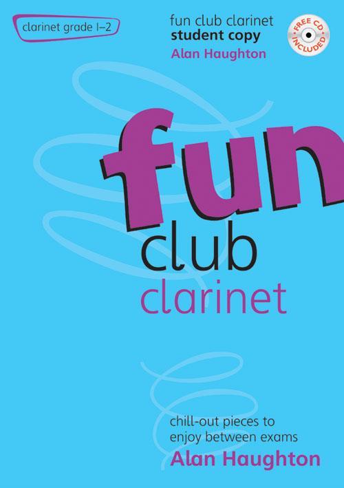 Fun Club Clarinet Grade 1-2 Student Copy
