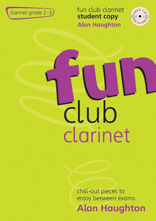 Fun Club Clarinet Grade 2-3 Student Copy