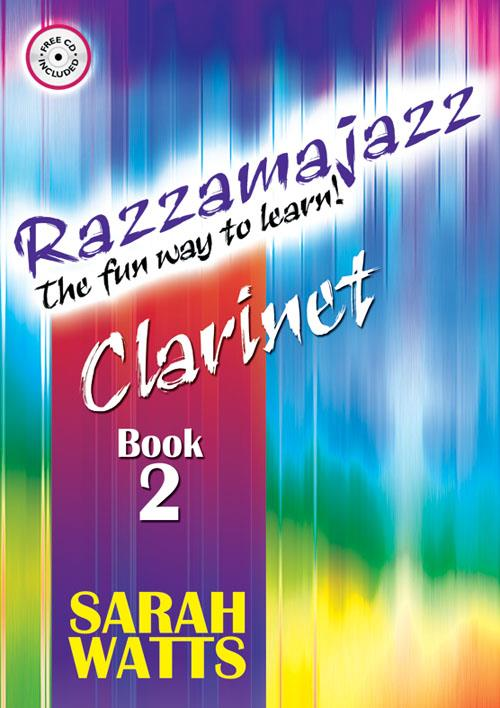 Razzamajazz Clarinet Book 2