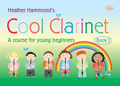 Cool Clarinet Student Book 1