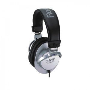 Roland RH200S Monitor Grade Headphones Silver