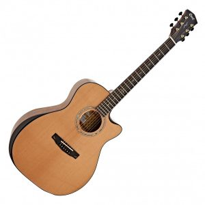 Cort Gold Edge Electro Acoustic Natural