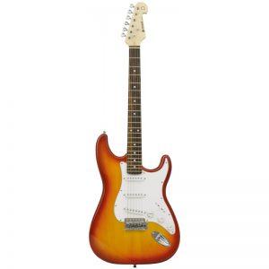 Chord CAL63 Electric Guitar Cherryburst