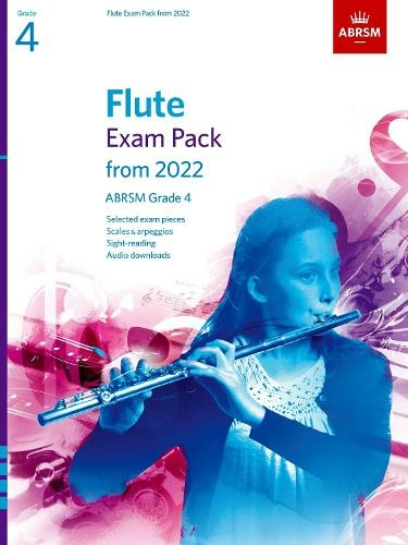 ABRSM Flute Exam Pack From 2022 Grade 4