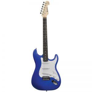 Chord CAL63 Electric Guitar Metallic Blue