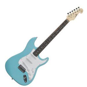 Chord CAL63 Electric Guitar Surf Blue