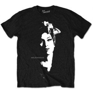 Amy Winehouse Unisex T Shirt Scarf Portrait XX Large