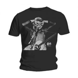 David Bowie Unisex T Shirt Acoustics Large