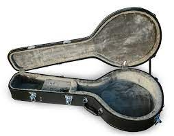 McBrides ST215 G Banjo With Hardcase